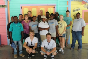 ALC staff 2012