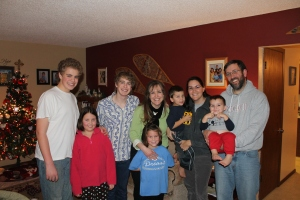 Dinner at the Jackson's.  Andrew and Melissa serve at LWBC as Guest Group Coordinator.  We are going to miss these guys!