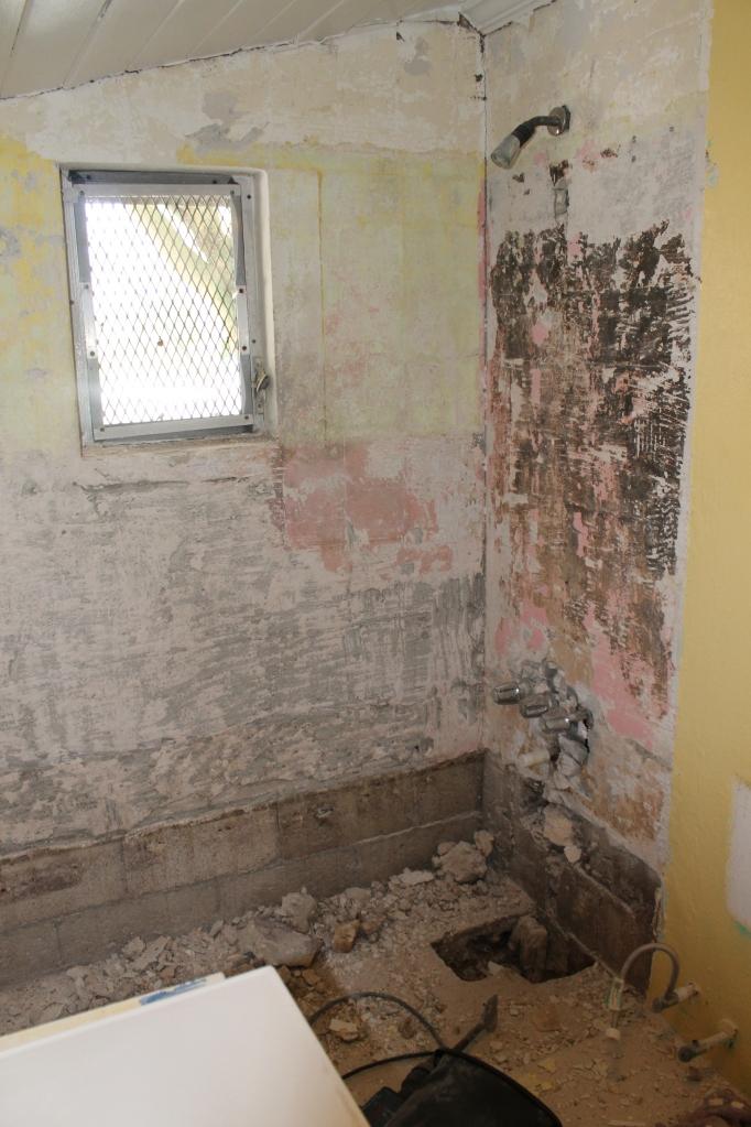 ...fixing plumbing...