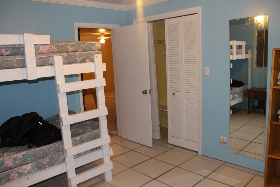 Zachary and Logan's room painted and clean.