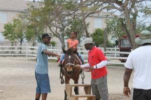 ...horseback rides...