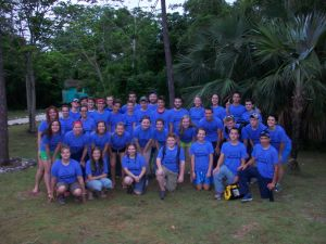 The fourth Mission Discovery mission team that was here July 7-13.