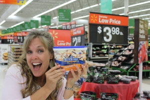 "Not on our ""Restaurant Bucket List"", but definitely on our must have list---Peanut butter panic ice cream (at an affordable price)!  In the Bahamas, these 1.75 liter ice cream containers are $9.00.  At Walmart, we paid $3.50.  What a deal!"
