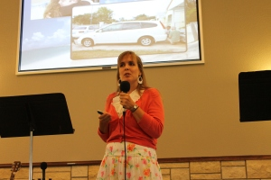 On Sunday, June 23rd, we provided a full ALC ministry update to our sending church, Grace Church of Viroqua.