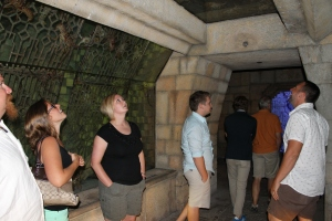 We then walked around The Dig at Atlantis.