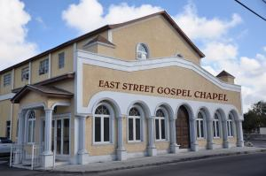 East Street Gospel Chapel, Nassau, The Bahamas