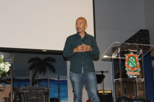 "Francis Chan spoke on our ""happily ever after"".  Are we working for the here and now or are we working for the kingdom of God."