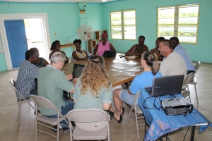 Exciting!!! Plans are moving along now for a Joy Bible Camp reunion.  ALCamp used to be Joy Bible Camp and has impacted a lot of Bahamian people.  We are working on rekindling that spirit.  Tuesday, July 29, we met with 8 former campers/staff.