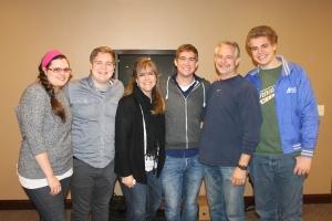 Family Reunion #2= Andrew!