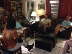 Planning for our Friday night Youth Outreaches continues. Youth outreaches increase from once a month to twice a month.