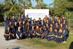 FAU's team picture.