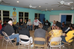 The first Youth Outreach meeting of February. From now until the end of the school year, we will be having youth outreaches on the 1st and 3rd Friday of every month.