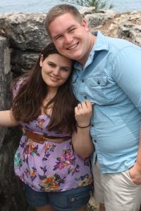 Garrett and Abby