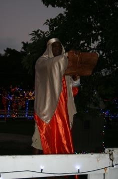 ...the prophet Isaiah.