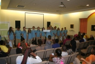 TKA ministered at our Youth Night