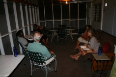 We host a Care Group in our home on Wednesday evenings. The ladies and children that come are such a blessing to us.