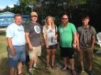 MD leadership team: Gary Lane, Rich Rhode, Lauren Kemp, Nate Ryver, Braedon