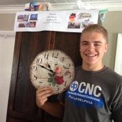 Happy 18th Birthday Zachary!