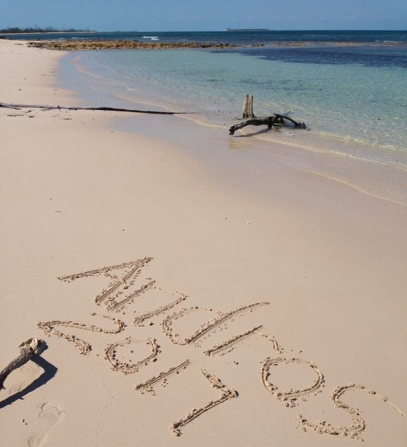 Love Bahamas' beaches!