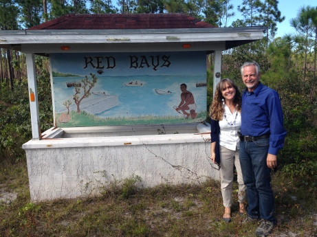 Red Bays is on the West side of North Andros