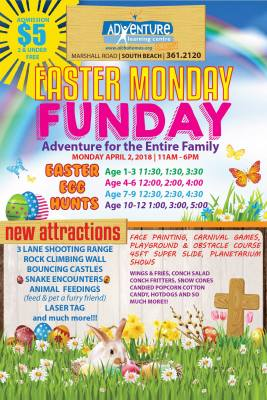3e8c67d4 The day after Easter is ALC&C's annual Easter Monday Funday. It is one of  the two annual fundraisers/Gospel outreaches we have at ALC.